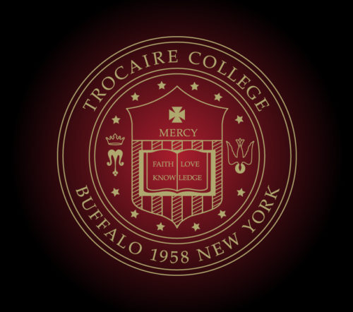 Trocaire College Seal